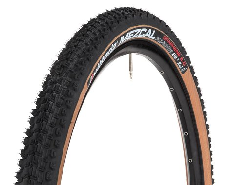 "Vittoria Mezcal III XC TLR Tubeless Mountain Tire (Tan Wall) (2.1"") (29"" / 622 ISO)"
