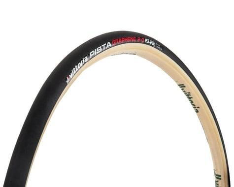 Vittoria Pista Track Tubular Tire (Para) (23mm) (700c / 622 ISO)