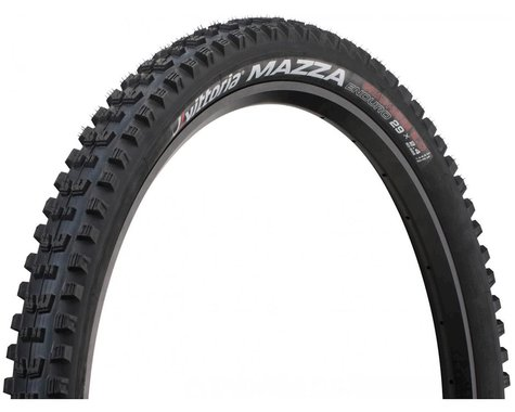 """Vittoria Mazza Enduro Tubeless Mountain Tire (Black) (2.4"""") (29"""" / 622 ISO)"""