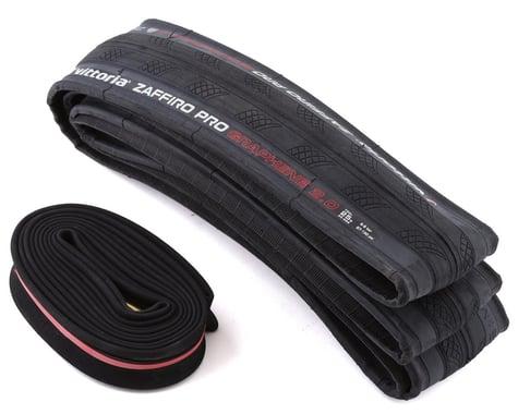 Vittoria Zaffiro Pro Road Tire (Black) (25mm) (700c / 622 ISO)