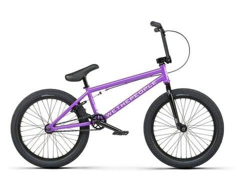 "We The People 2021 Nova BMX Bike (20"" Toptube) (Ultraviolet)"