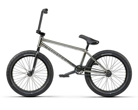 "We The People 2021 Envy BMX Bike (21"" Toptube) (Black Chrome)"