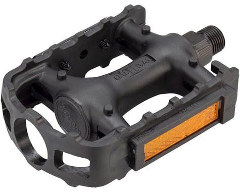 """Wellgo LU-895 Pedals (Black) (Plastic) (1/2"""")"""