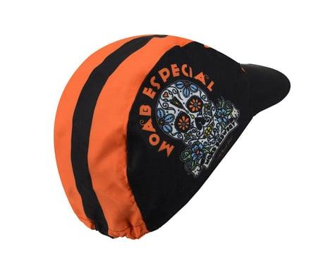 World Jerseys Moab Brewery Cycling Cap (Black/Orange)
