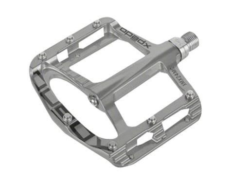 Xpedo Spry Magnesium Platform Pedals (Silver)