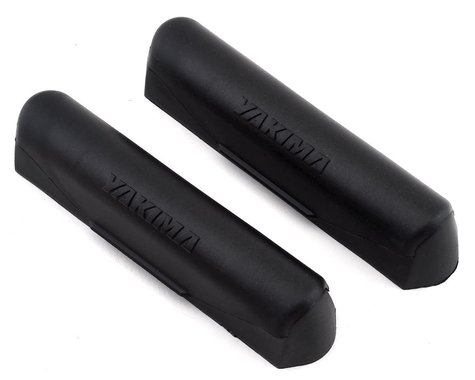 Yakima Roof Rack Landing Pads (Black) (2 Pack) (#1)