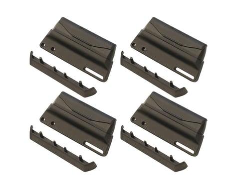 Yakima Roof Rack Landing Pads (Black) (4 Pack) (#20)