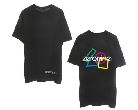 Zeronine Geo Cluster Logo T-Shirt (Black) (S)