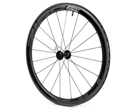 Zipp 302 Carbon Tubeless Rim Brake Front Wheel (Black)