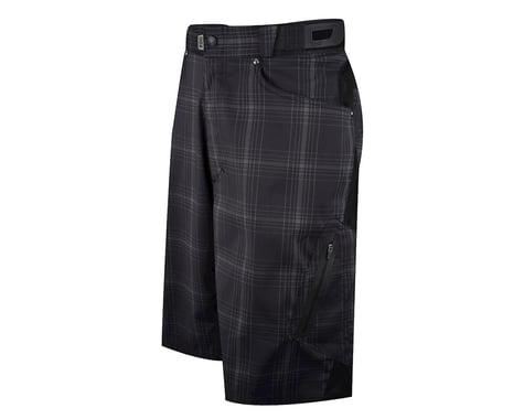 ZOIC Ether Plaid Shorts (Black/White)