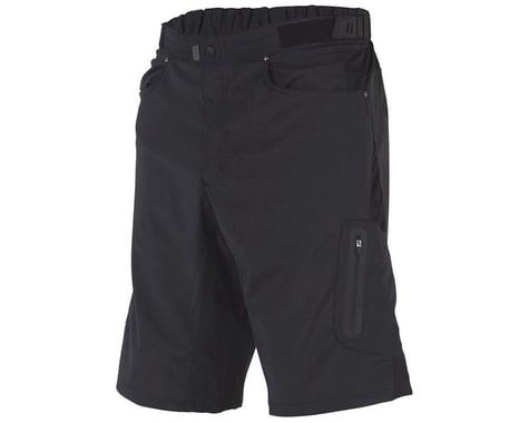 ZOIC Ether 9 Short (Black) (w/ Liner) (XL)
