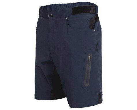 ZOIC Ether 9 Short (Night) (w/ Liner) (M)