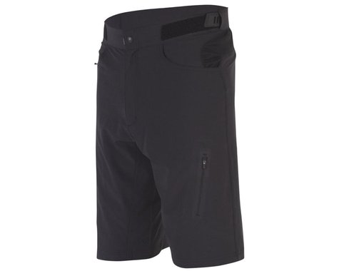 ZOIC The One Shorts (Black) (S)