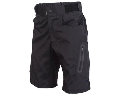 ZOIC Ether Jr Shorts (Black) (Youth S)