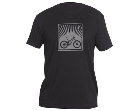 ZOIC Cycle Tee (Black) (S)
